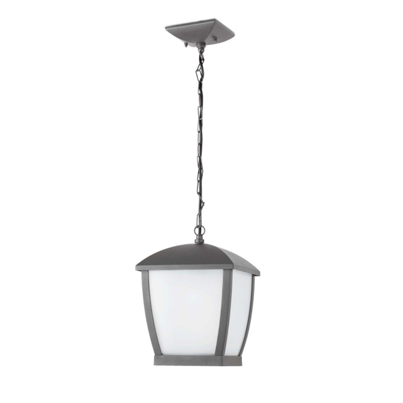 Lámpara colgante techo de jardín clásica #jardin #iluminacion ...