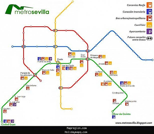 SanJuan metro::PLAN & MAP & CARTE