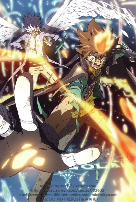 hitman reborn tsuna vs byakuran