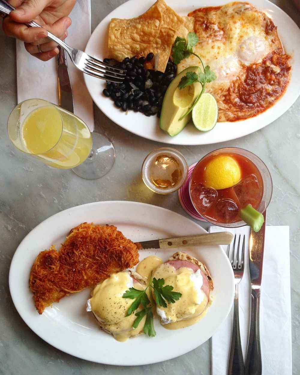 The Ultimate Guide To Brunching In Nyc Foodie Travel