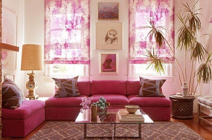Wohnzimmer Ideen mit Rosa 75 verblüffende Wohnzimmer Ideen in 2018 - wohnzimmer rosa beige