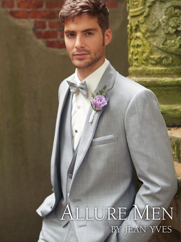 Allure Men Heather Gray – 10272 Milroy's Formal Wear