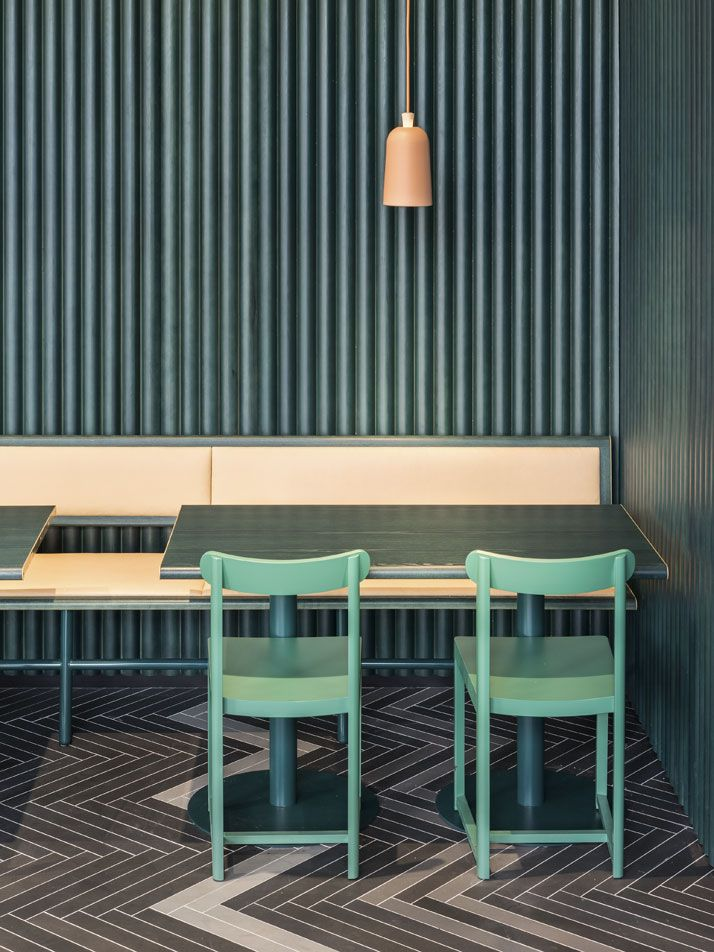 Desert Colours Find Their Way Into Stockholm Interior By Note Design Studio