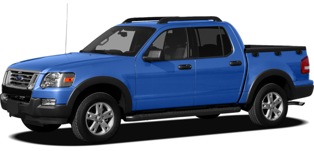 2010 Ford Explorer Sport Trac (With images) Ford