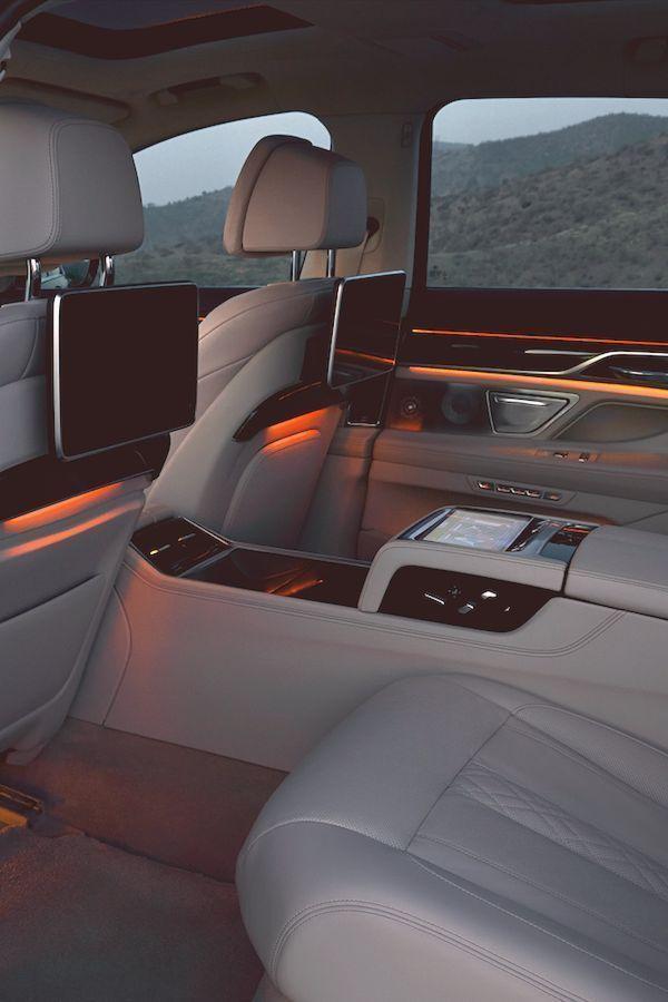 Photo of ripevibe新BMW7シリーズ内RIPEVIBE Audi7シリーズAudi bmw Interio…