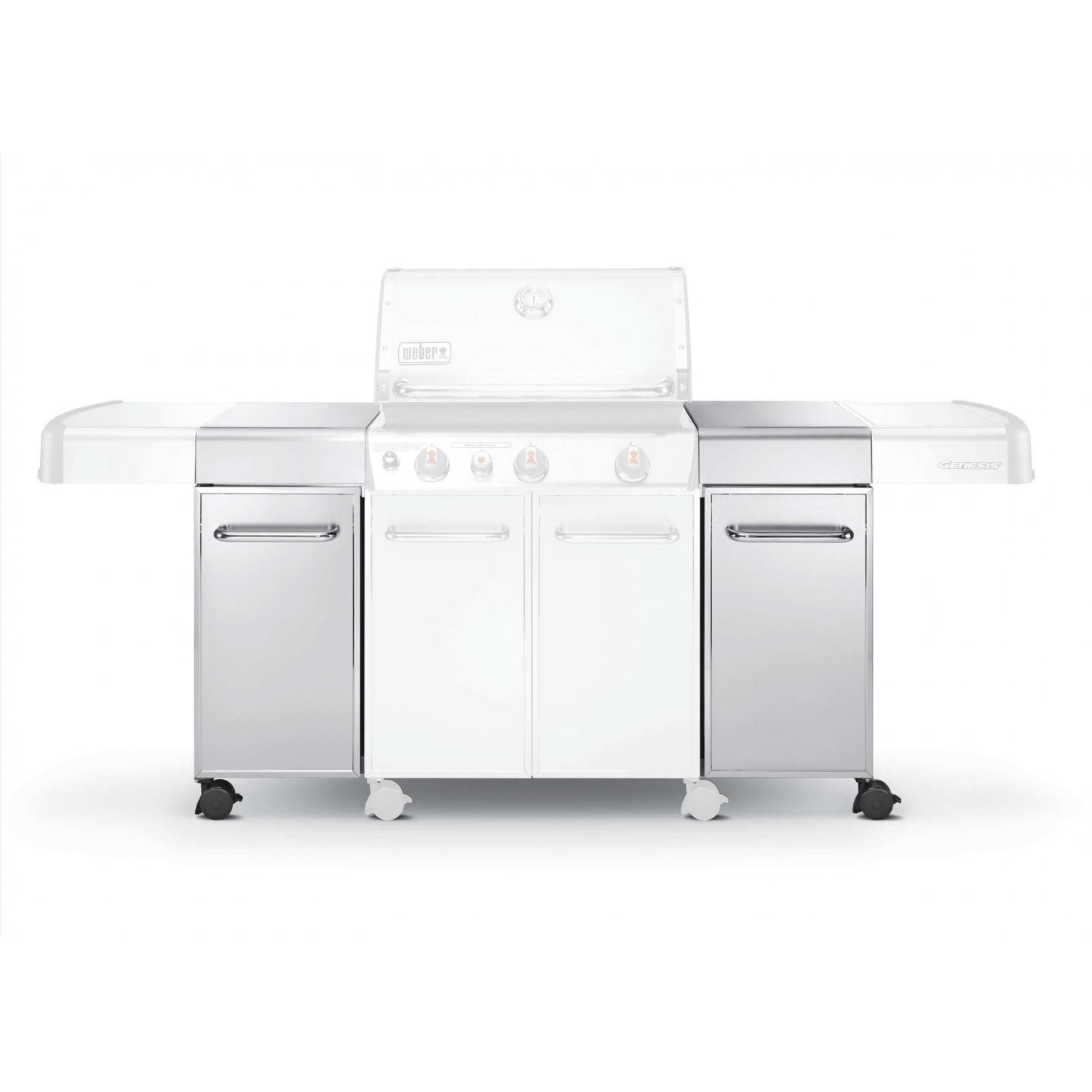 Weber Genesis Island Cabinetry For Genesis S 300 Series Gas Grills