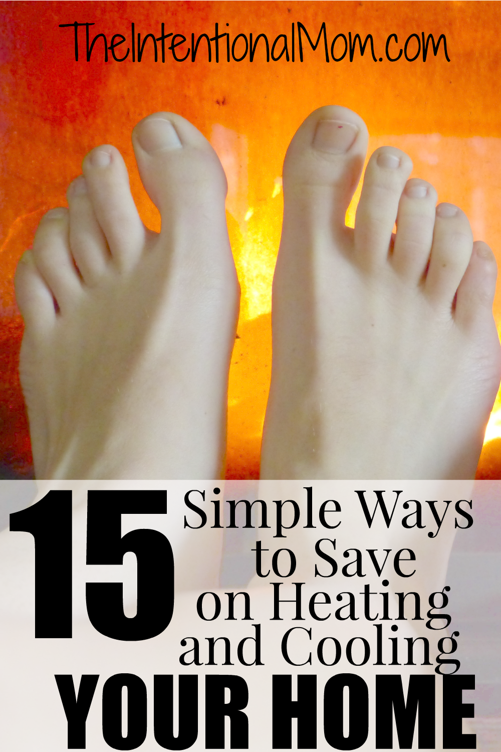 15 Simple Ways To Save On Heating Cooling Your Home Saving
