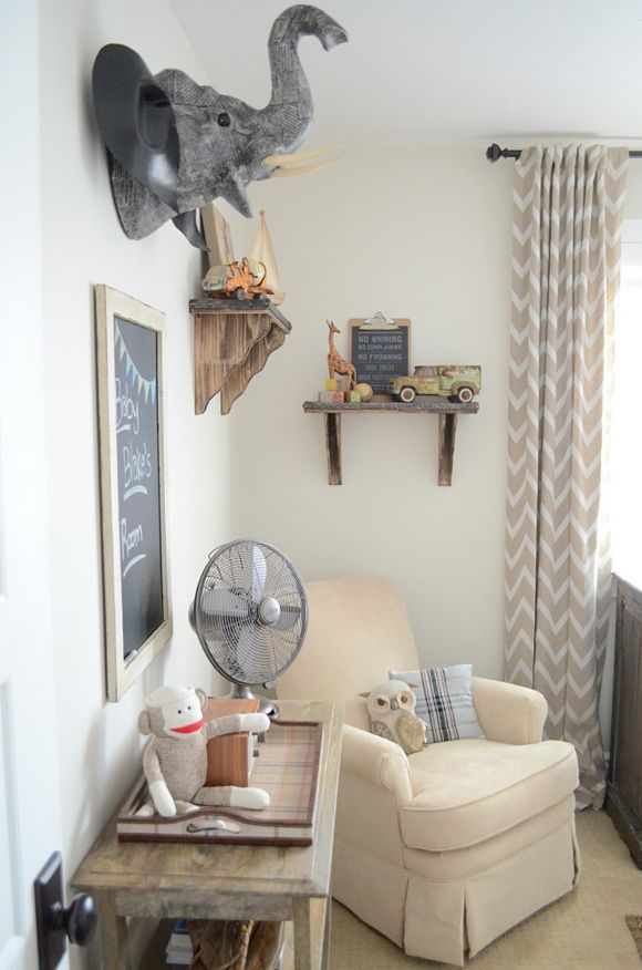 1000 images about chambre bb on pinterest - Chambre Fille Vintage