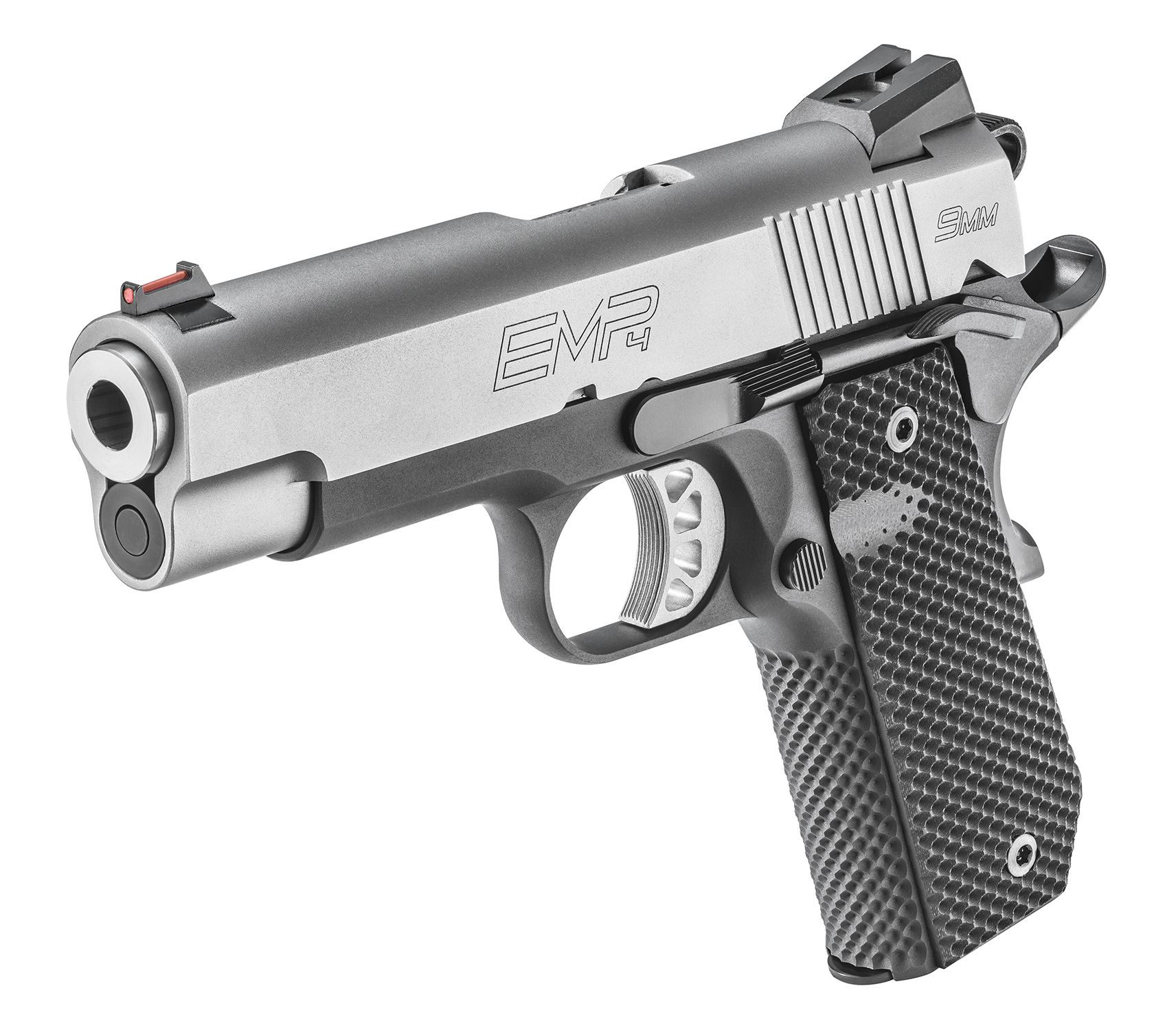 """1911 EMP® 4"""" Concealed Carry Contour 9mm   Weapons, armor"""