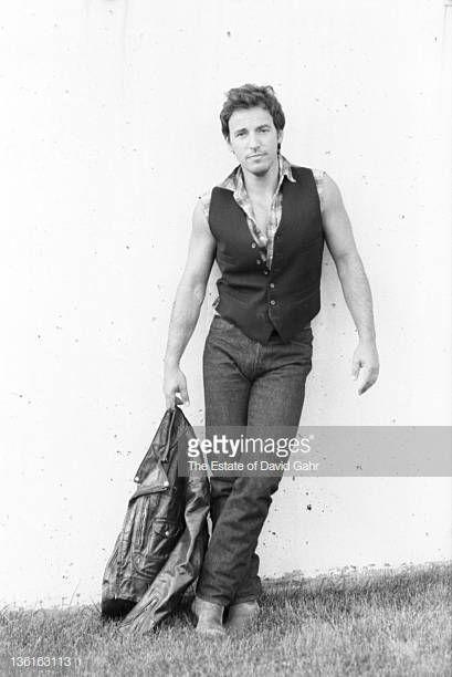 Bruce Springsteen Photos et images de collection