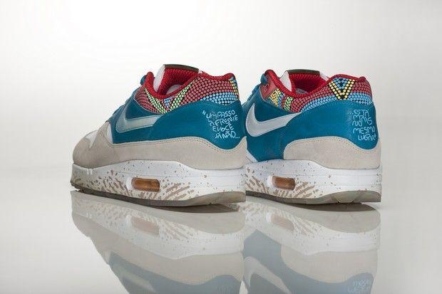 Bajar Electropositivo Implacable  Nike Air Max 1 Premium QK - Lanceiro - Brazil - SneakerNews.com