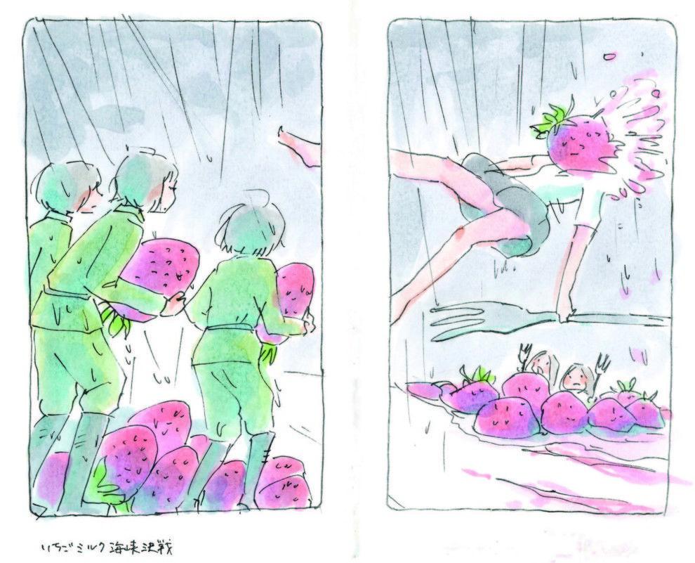 戦時中の女の子も いまの女の子も同じ 少女と戦争を描き続ける漫画家