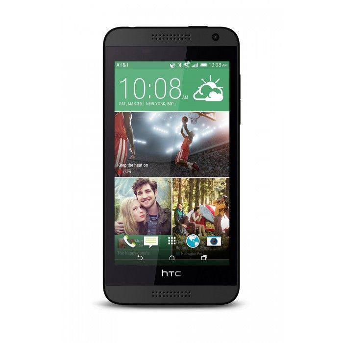 HTC Desire 610 8GB Unlocked GSM 4G LTE Quad-Core Android Smartphone