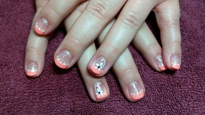 Spring Nails Gel Polish Gelish With Images Nails Spring
