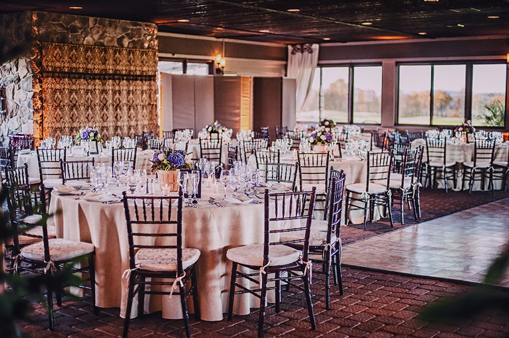 Kelly And Cole At Ballyowen Golf Club New Jersey Bride