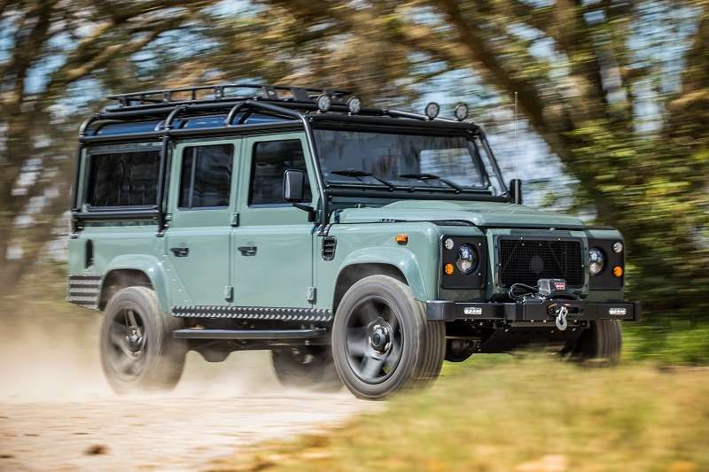 East Coast Defenders Ultimate Land Rover Four Wheels Of Fury