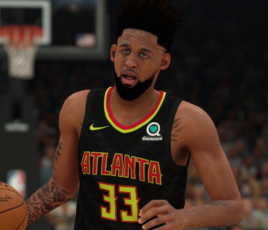Resultado de imagen para Allen Crabbe, Atlanta Hawks