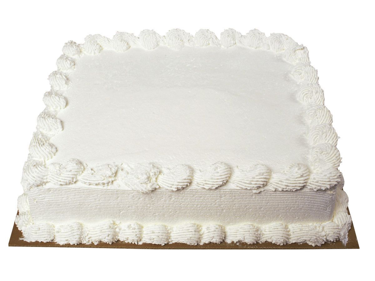 Why I Said 'Yes' to the Grocery Store Sheet Cake for My