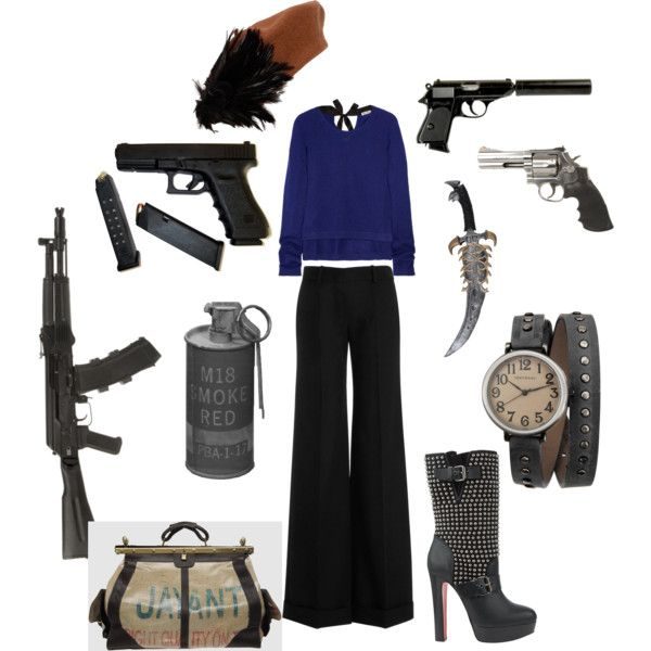 AWESOME! Some one please buy me this outfit with accessories!