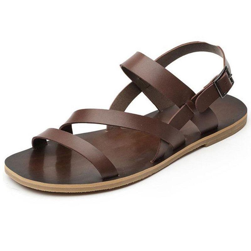 British Style Men's Sandals