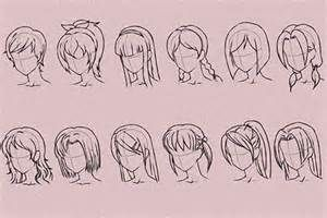 Anime Hairstyles Ponytails - Bing images