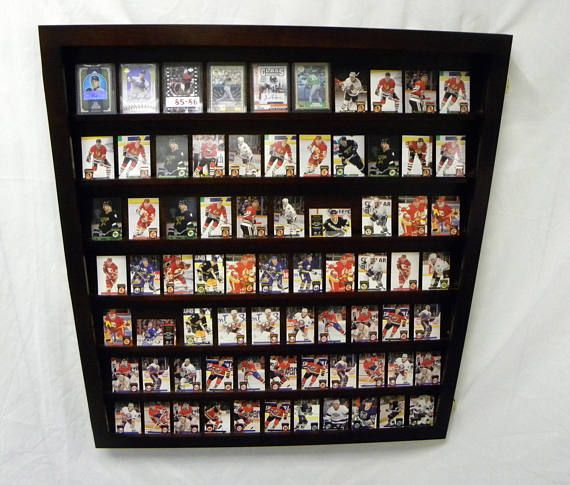 Baseball Football Sports Card Display Case Display Case For