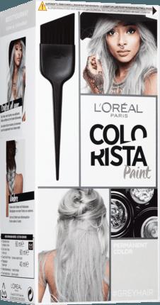 Haarfarbe silber dm