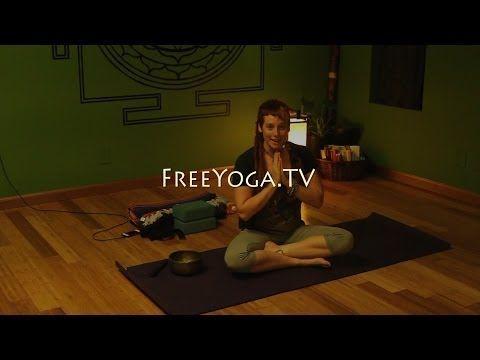 full 90min hatha yoga for stiff folks class beginners