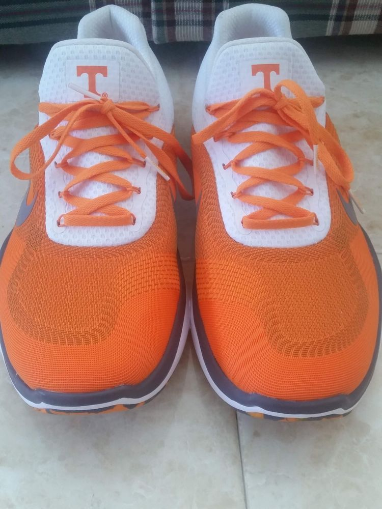 pretty nice 65ed5 17903 Men s Nike Free Trainers University of Tennessee Size 12  fashion  clothing   shoes