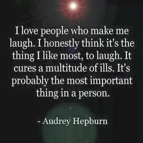 Pin by Tom on Quotes   Love people, Audrey hepburn, Make