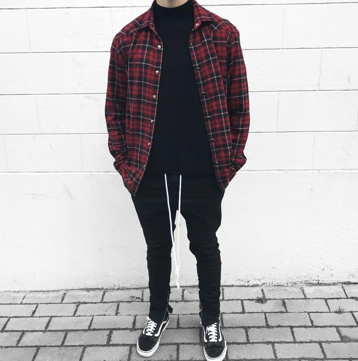 Flannel outfits black men  Pin by Dezy from Adventure Time on mens fashion  Pinterest