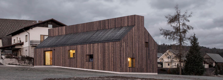 Wohnhaus in Logatec von dekleva gregorič architects