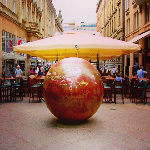 Teri Blueskytraveler On Instagram Nine Views Zagreb Croatia Solar System Scavenger Hunt My First Impression Zagreb Croatia Croatia Zagreb
