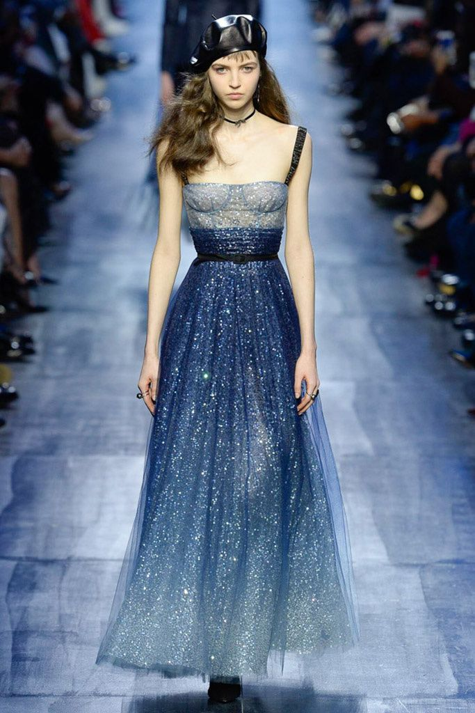 Otoño Colección 2020Fashion De Dior Invierno Vestidos Nueva CxrdtshQ