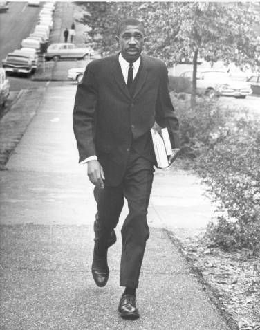 #13 We love our alumni pioneers, one being Harold Franklin '64. He was the first African-American student accepted into Auburn University. Auburn University salutes those who sacrificed themselves for a cause throughout its history.