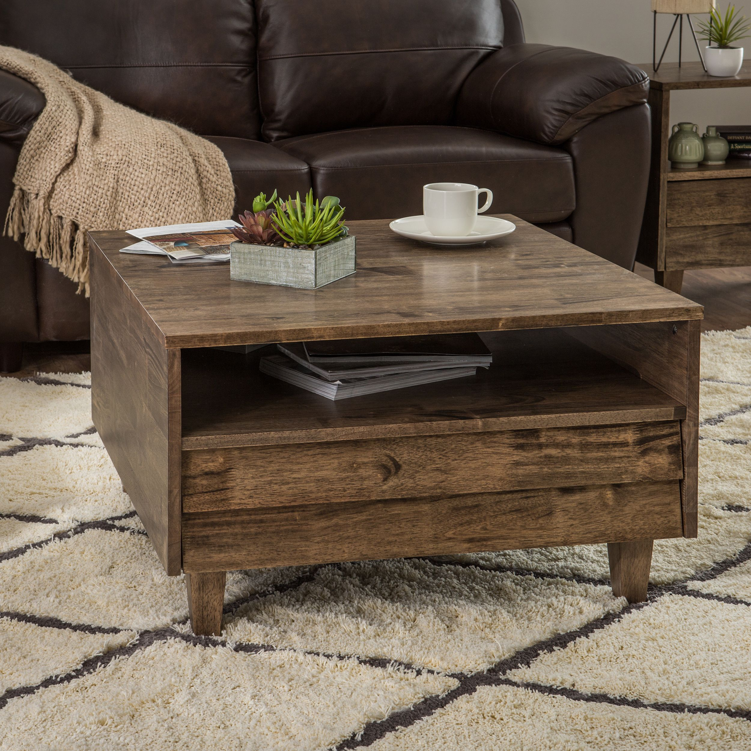 Venetian 2 way 2 drawer Coffee Table by I Love Living