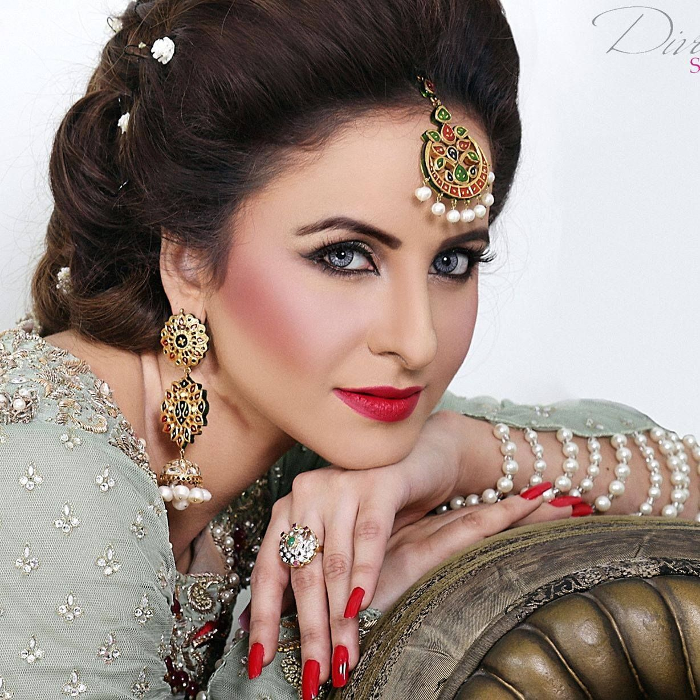Makeup by diva beauty salon Bride makeup, Bridal makeup