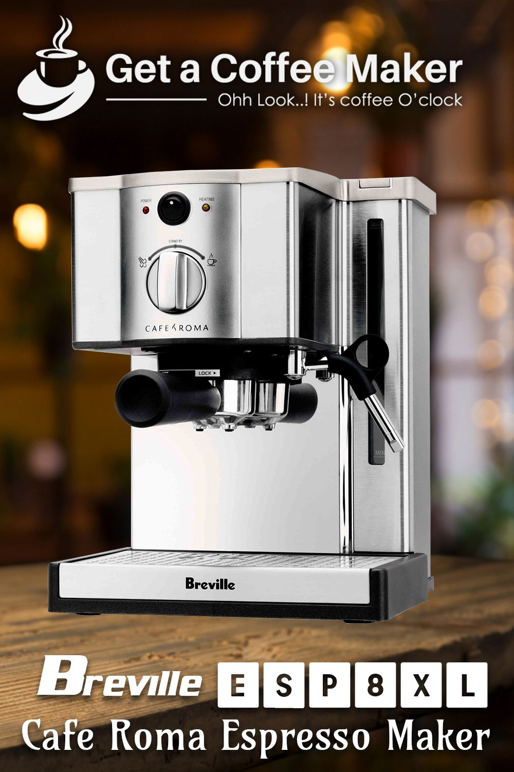 Top 10 Home Espresso Machines June 2020 Reviews Buyers Guide Home Espresso Machine Best Home Espresso Machine Single Cup Coffee Maker