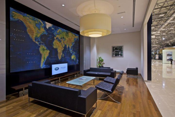 Lamborghini Gold Coast Showroom By Dmac Architecture Chicago