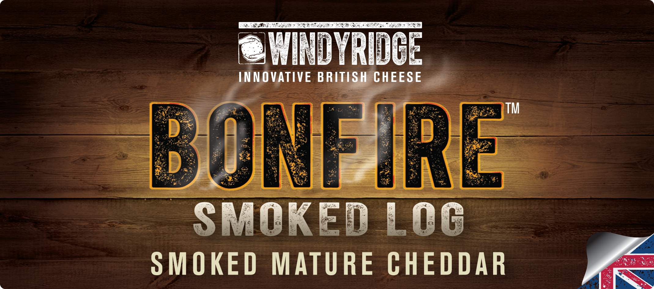 Bonfire™ Smoked Log Label by WIndyridge Cheese Ltd (scheduled via http://www.tailwindapp.com?utm_source=pinterest&utm_medium=twpin&utm_content=post4964048&utm_campaign=scheduler_attribution)