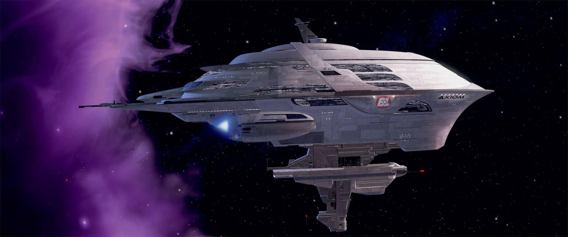 Animated films wall e pixar theory starship