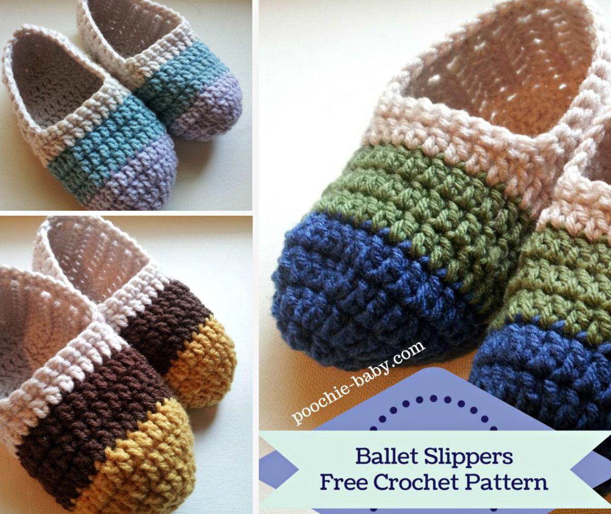 Crochet Loafer Slipper Pattern | Loafer slippers, Free pattern and ...