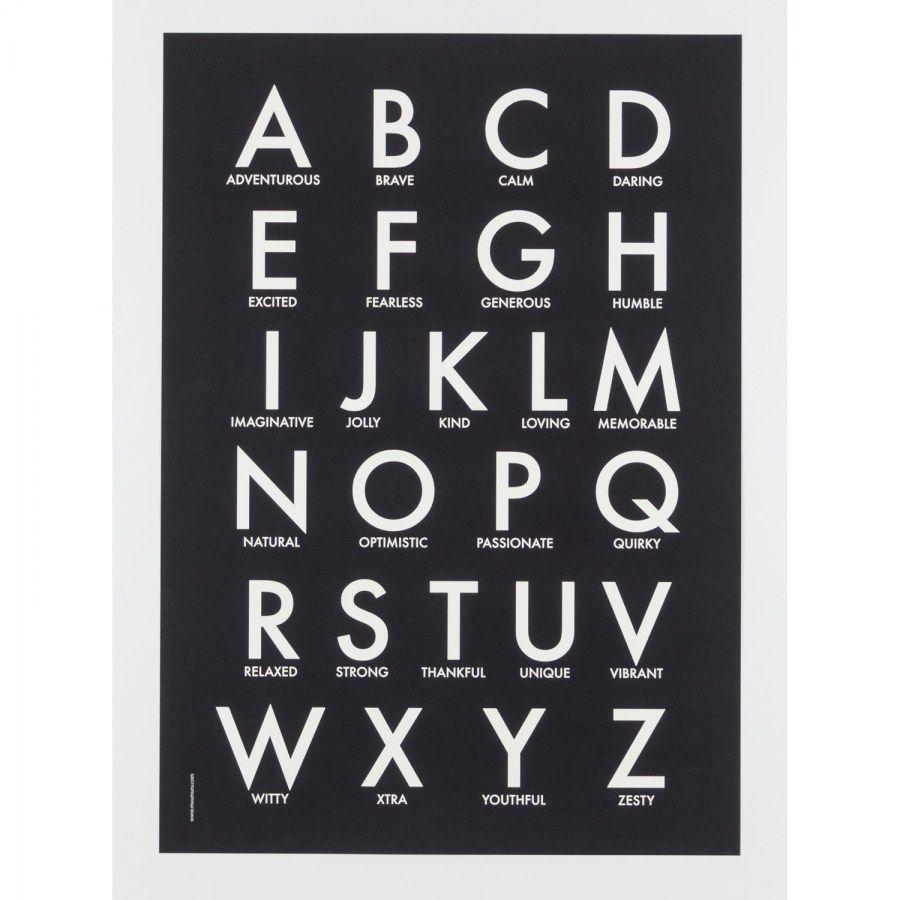 MadeBy: Blackboard Abc - juliste