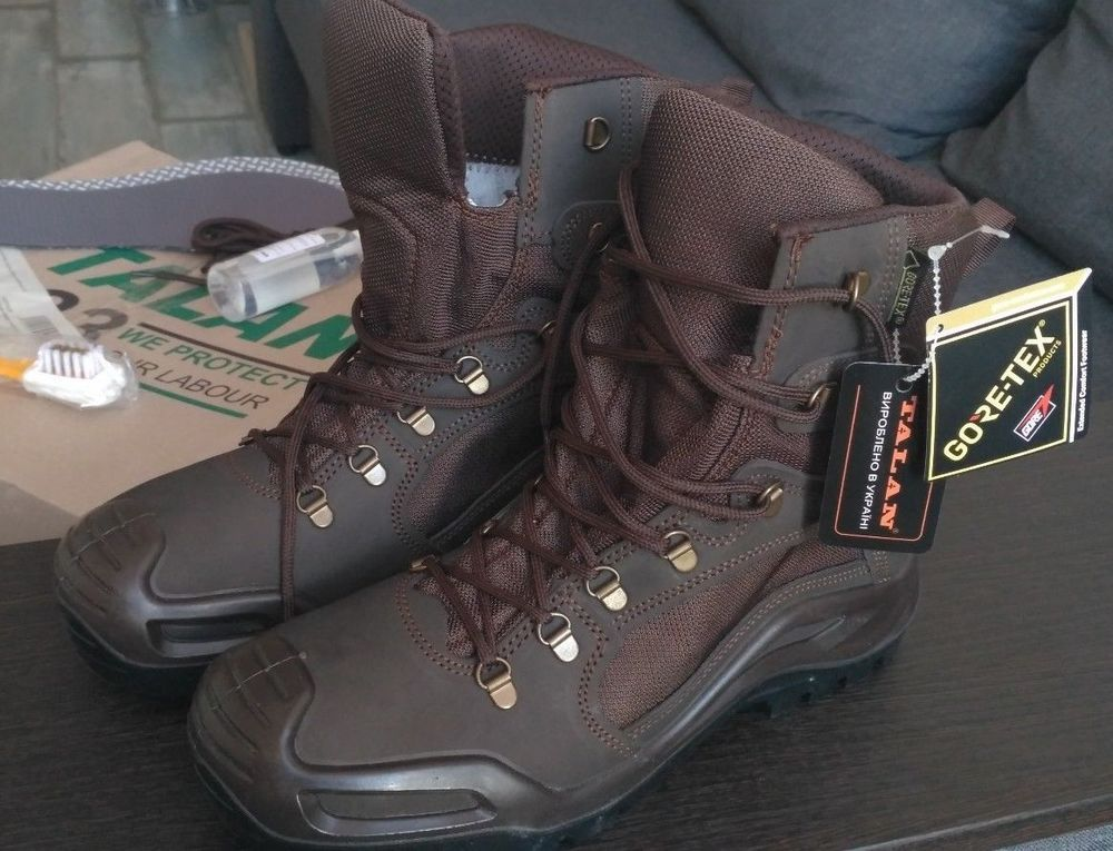 NEW Military Boots TALAN Gore Tex Summer Ukraine Army