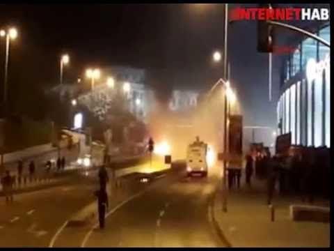 İstanbul'da Patlama İşte İlk Görüntüler! - SON DAKİKA