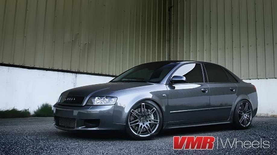 Vmr Wheels Audi A4 Gray V708 19 Gunmetal 1168 Vmr Wheels Alloy Wheel Aluminium Alloy