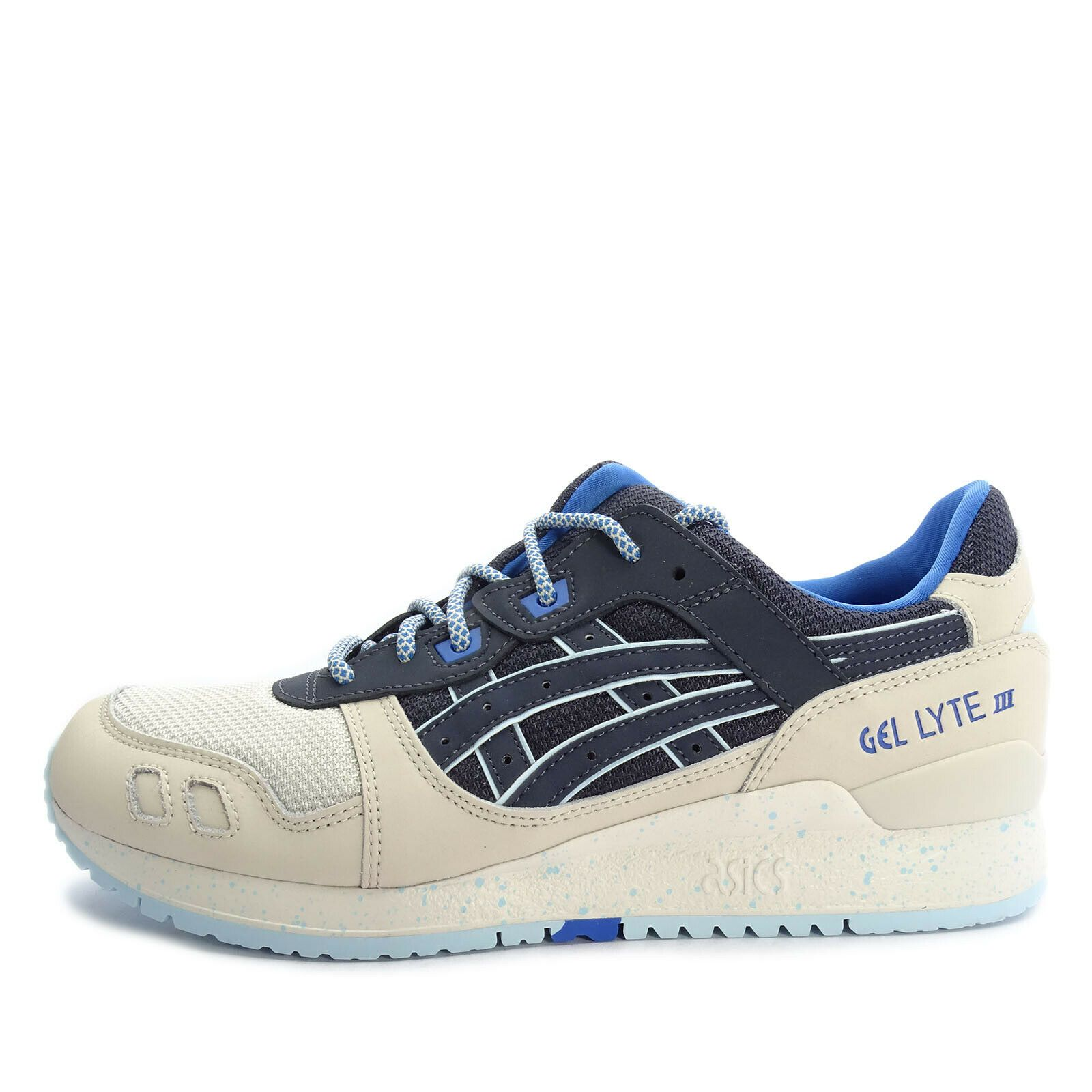 complemento posterior juez  Asics Tiger GEL-Lyte III [H7L0L-5858] Men Casual Shoes India Ink/Sail US  7.5 | Casual running shoes, Casual shoes women, Running shoes for men
