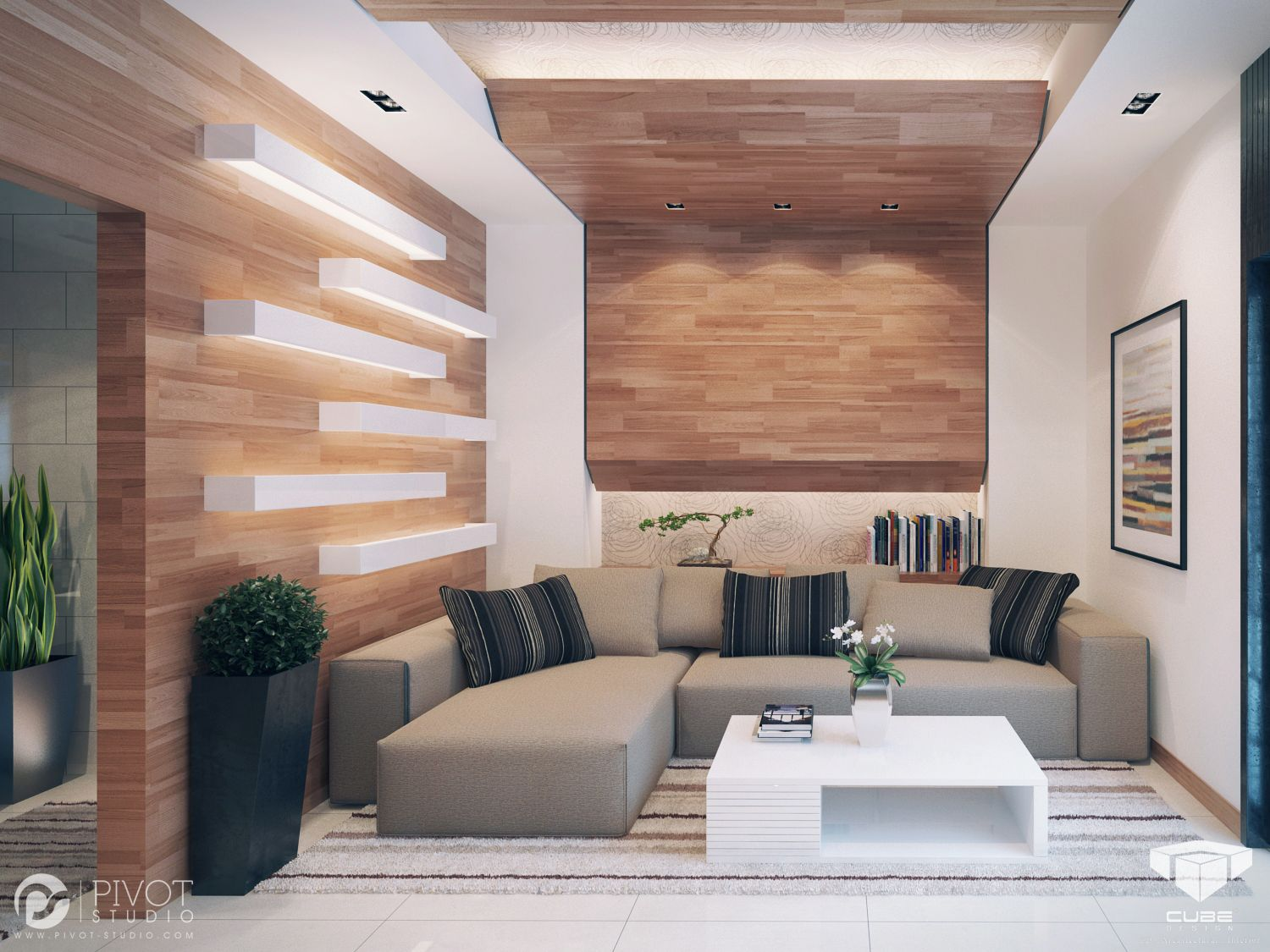 Our Contemporary Design Concepts And 3d Visuals For Residential Villa In Riyadh This Project Was