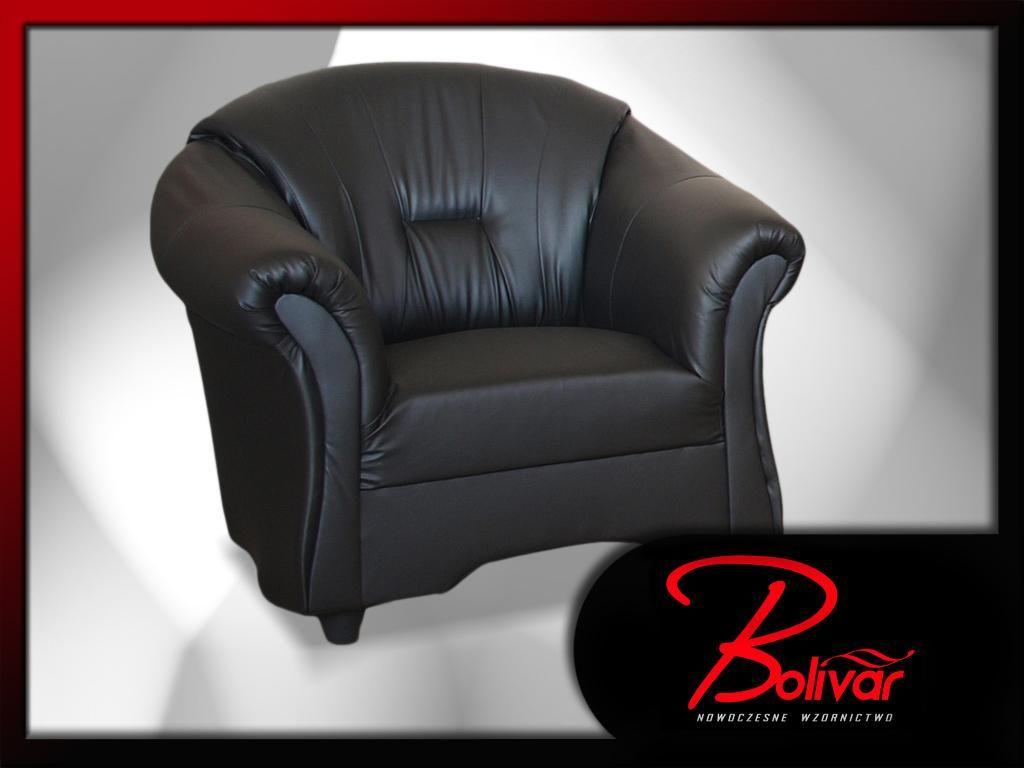 Fotel Tom Duzy I Wygodny Tania Dostawa Bolivar 5158515477 Oficjalne Archiwum Allegro Armchair Accent Chairs Tub Chair