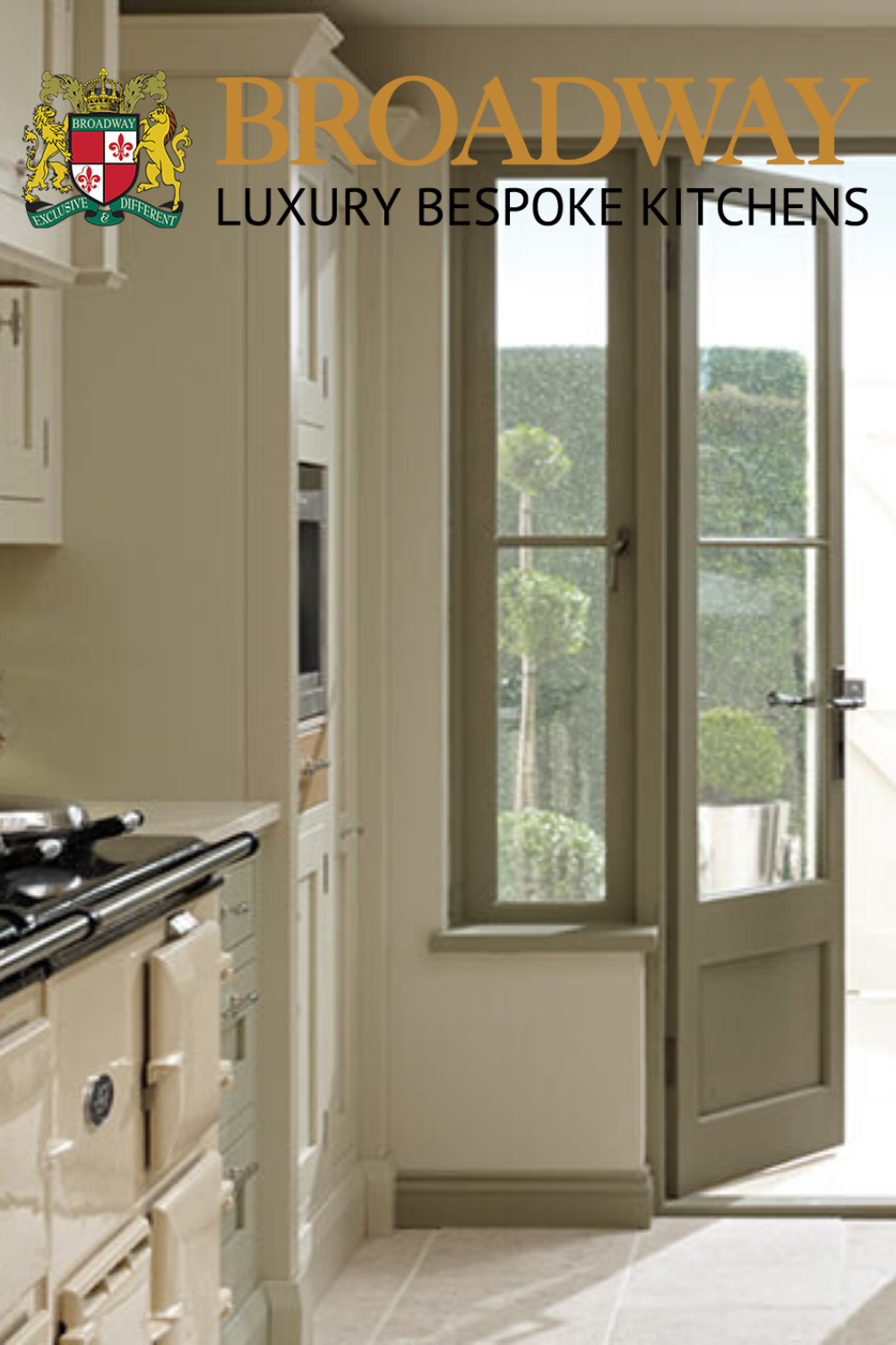 Photo of Hand Painted Shaker Kitchens – Handmade Bespoke Kitchens by Broadway   London and Essex